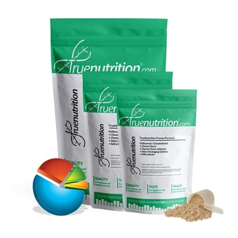 True Nutrition Vegan Lean Formula (Chocolate 1lb.) * Read
