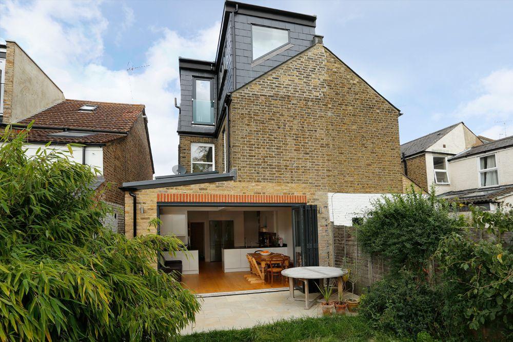 Home Extension Internal Refurbishment And Loft Conversion
