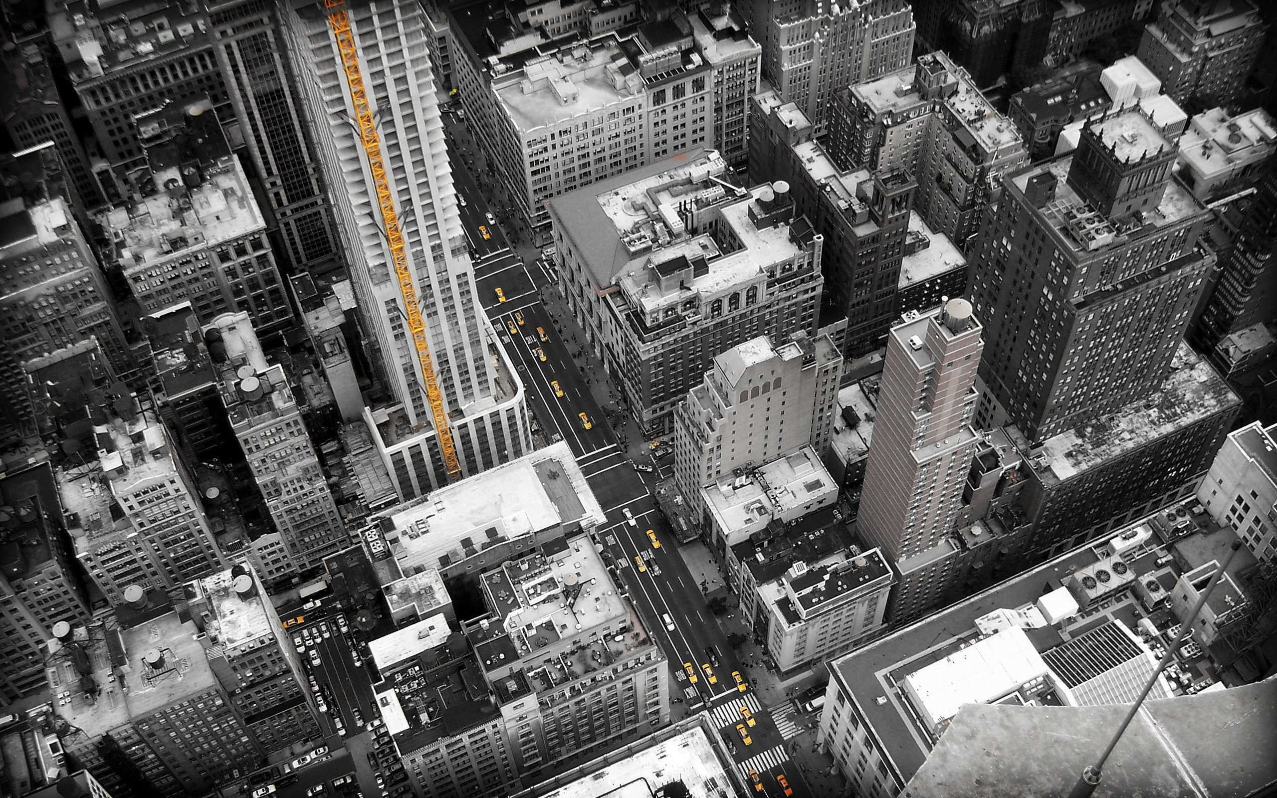 Black And White New York Wallpaper 8211 Widescreen Wallpaper