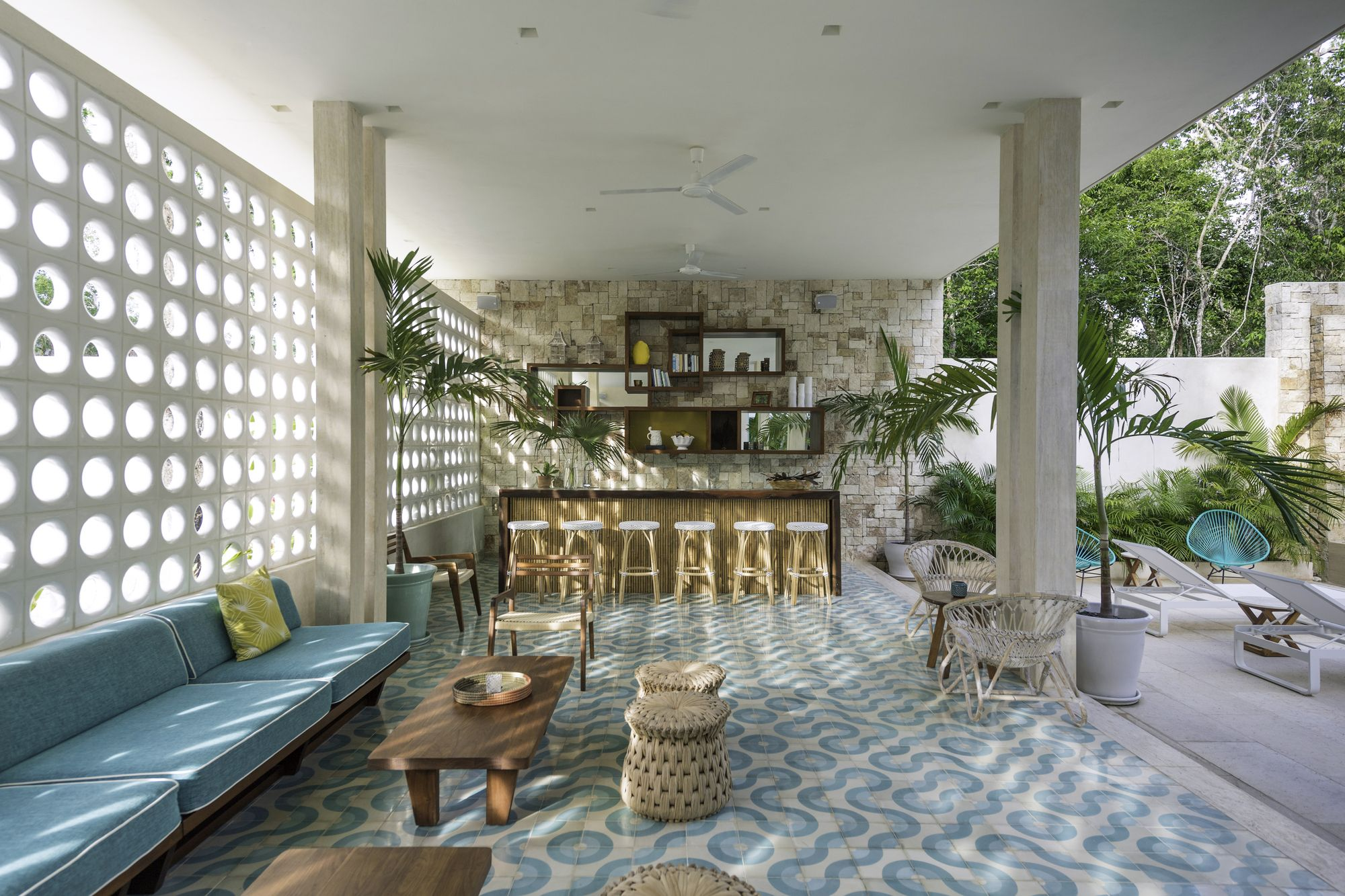 completed in 2016 in tulum mexico images by arturo zavala haag the tiki