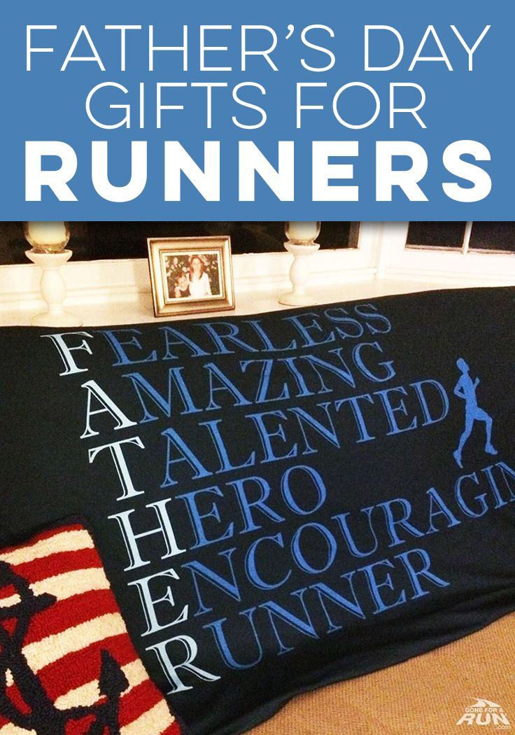 Find the perfect gifts for your special runner dad our