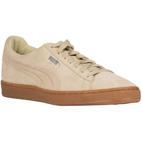 Puma Suede Classic Men S 65 Liked On Polyvore Featuring Men S Fashion Puma Suede Outfit Puma Suede Shoes
