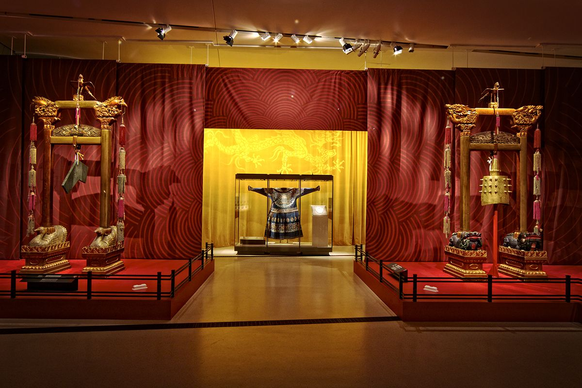 The Forbidden City Inside the Court of China's Empero on