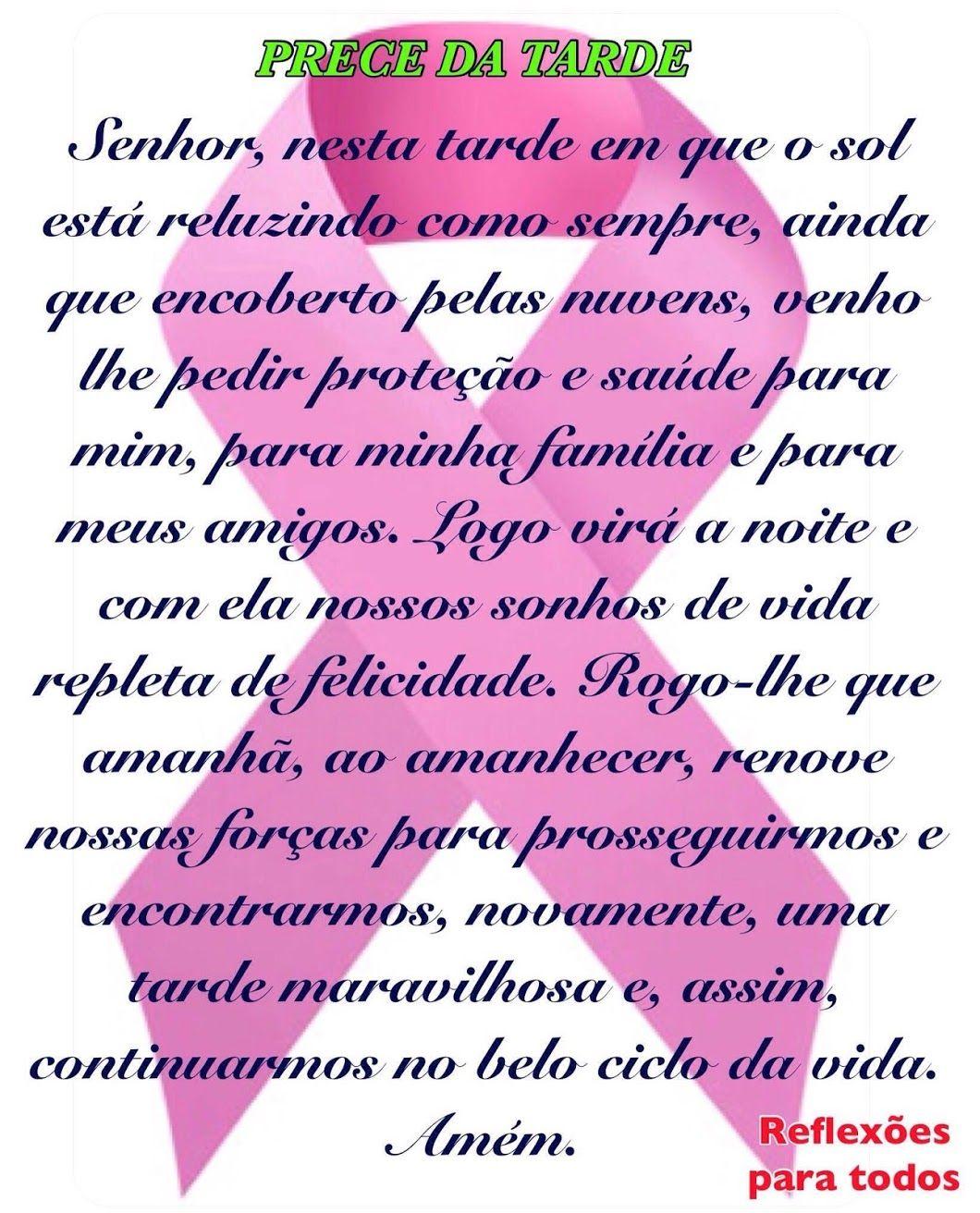 Amado PRECE DA TARDE | Campanha outubro rosa, Imagens de jesus e  NM75