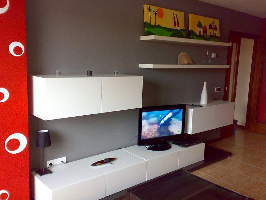 album 4 banc tv besta ikea r alisations clients s rie 1 salon sejour notre maison. Black Bedroom Furniture Sets. Home Design Ideas
