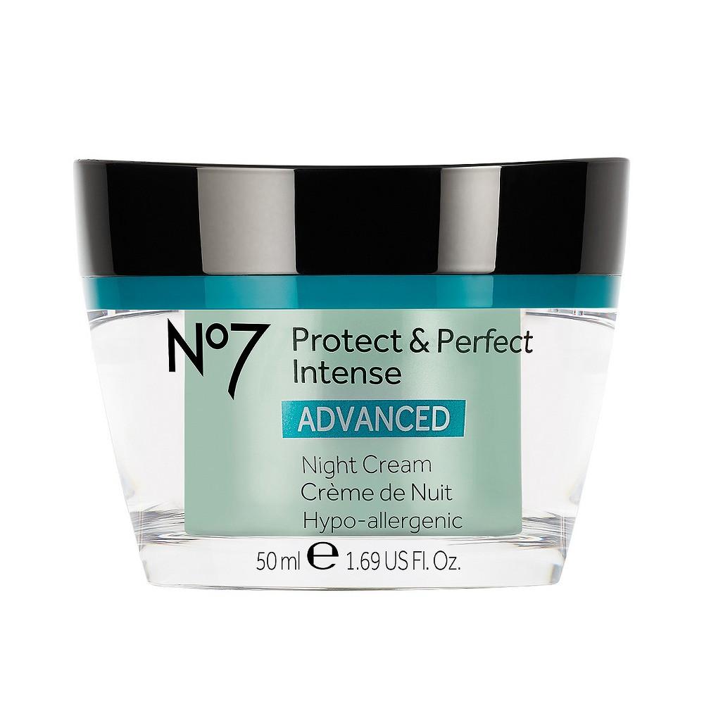 No7 Protect Perfect Intense Advanced Night Cream 1 6oz In 2020 Best Night Cream Anti Aging Night Cream Night Creams