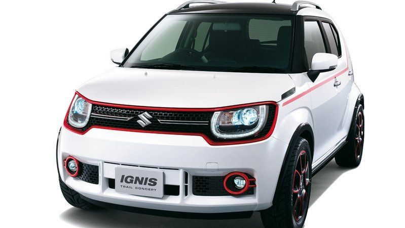 Harga Suzuki Ignis Bandung Spesifikasi Fitur Warna Tipe Gl Gx