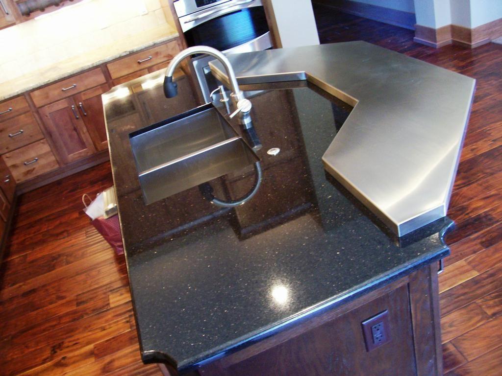 Stainless Steel Bar Top Resin Countertops Bar Top Epoxy Custom Bar