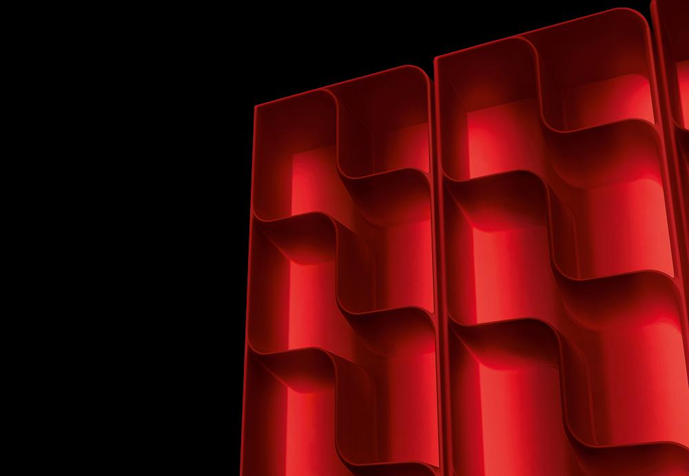 MYYOUR design / finishing / Baraonda Display