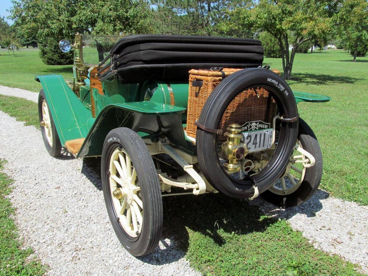 1911 Buick Model 26 Roadster Runabout Convertible | Veteran Cars ...