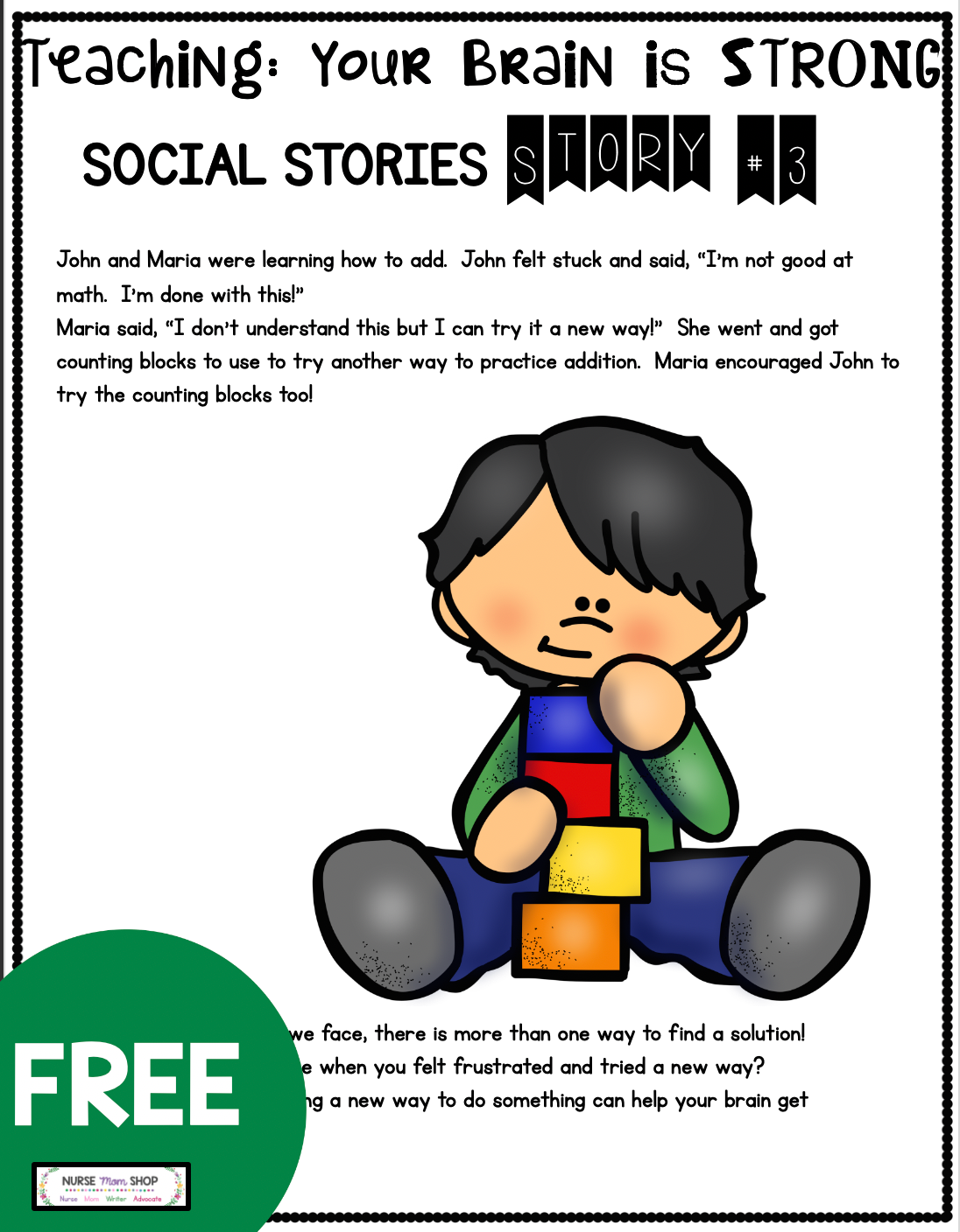 Free Social Emotional Learning Tools In