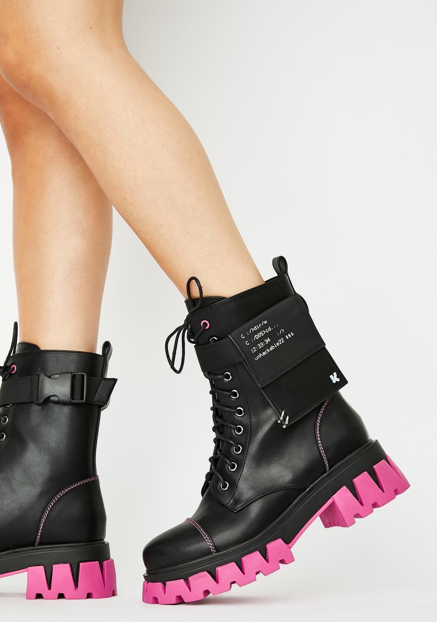 Purple Banshee Combat Boots Boots Combat Boots Punk Boots Shop your next pair of women's shoes from koi footwear with free express shipping and afterpay available. purple banshee combat boots boots