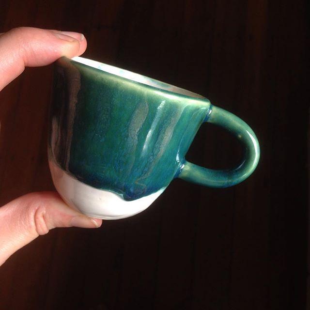 Espresso cup by cobaltandkin.com