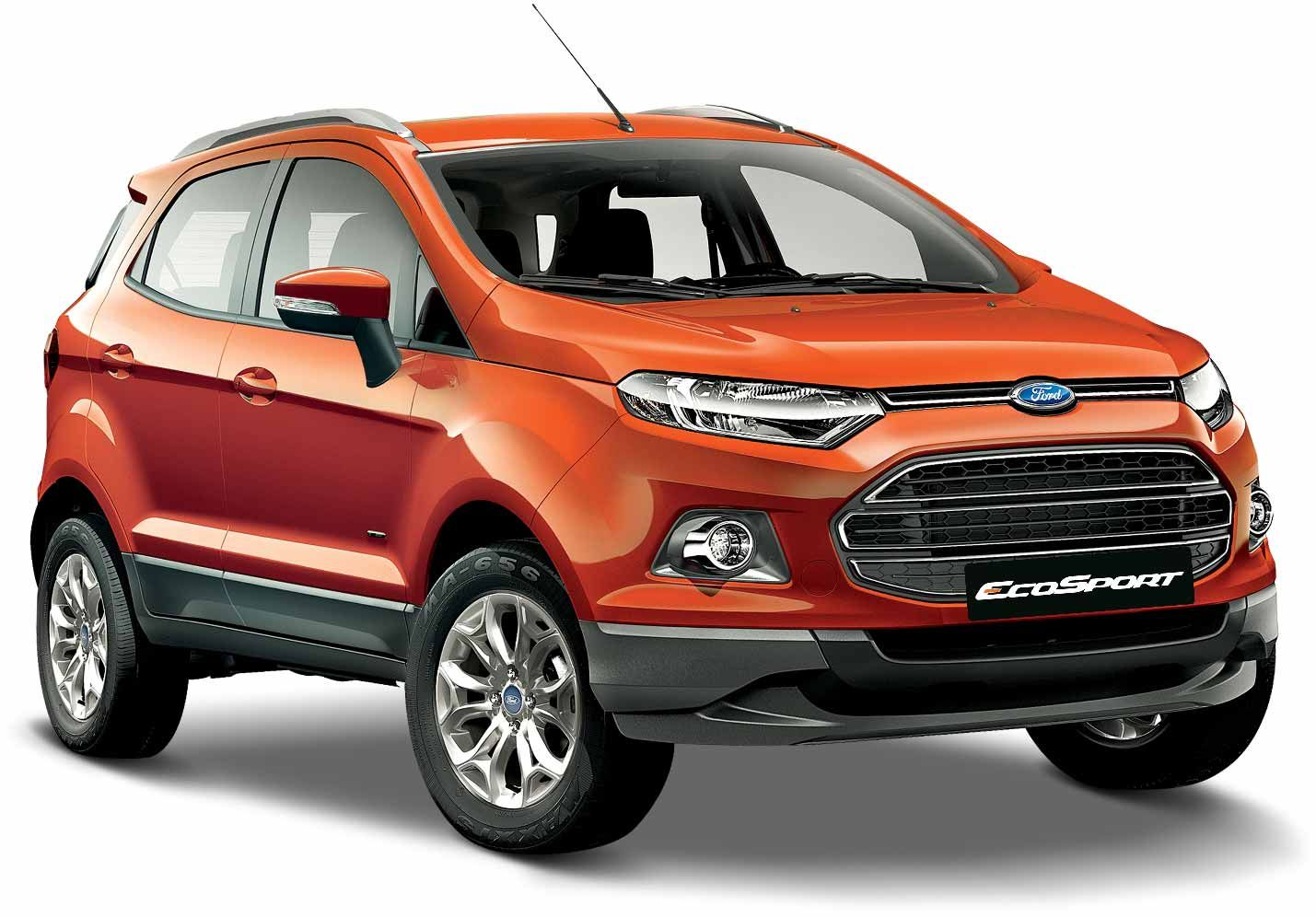 48,000 Ford EcoSport Diesel recalled in India Ford ecosport
