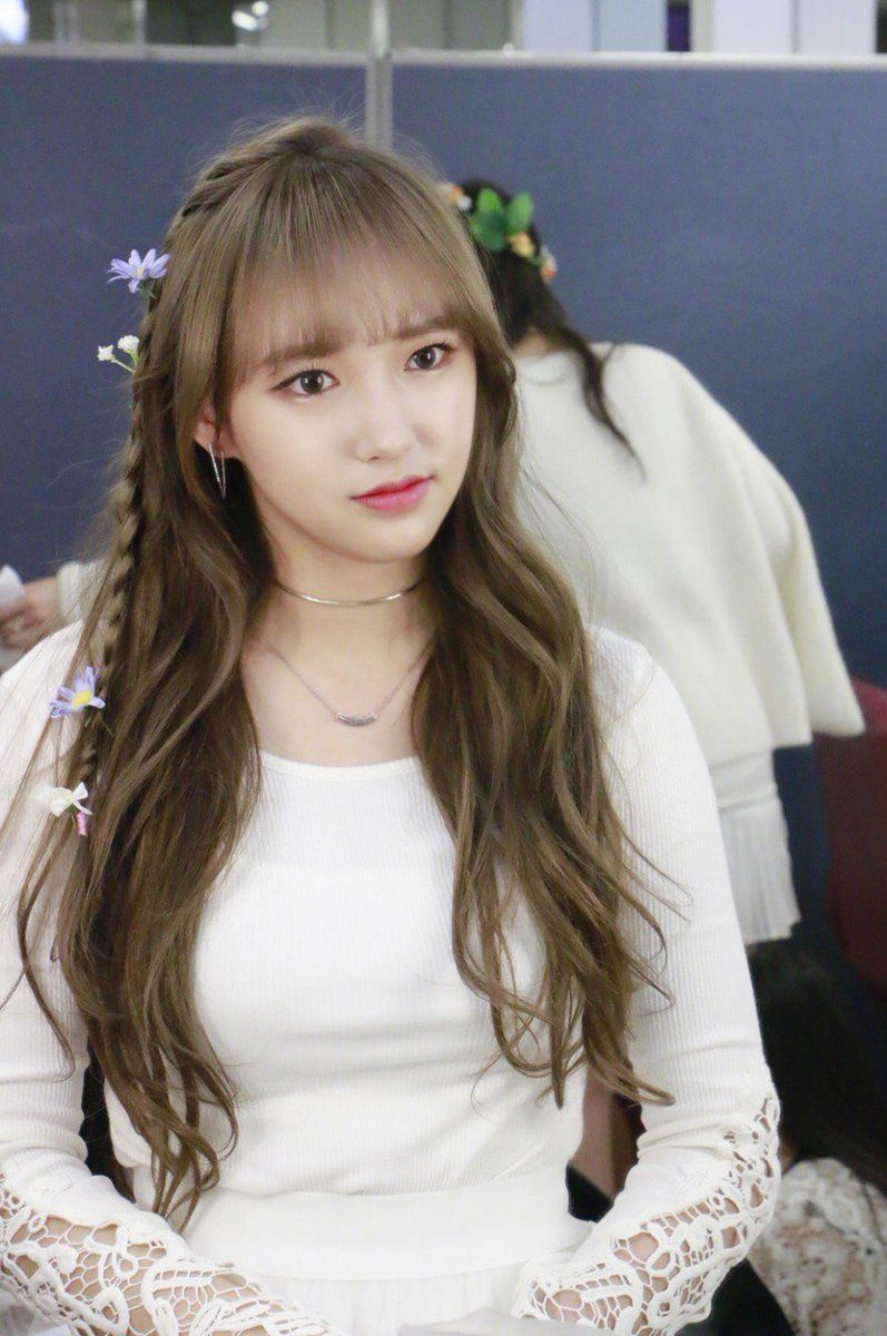 Chengxiao Wjsn Cosmic Girls Chinese Beauty Girl