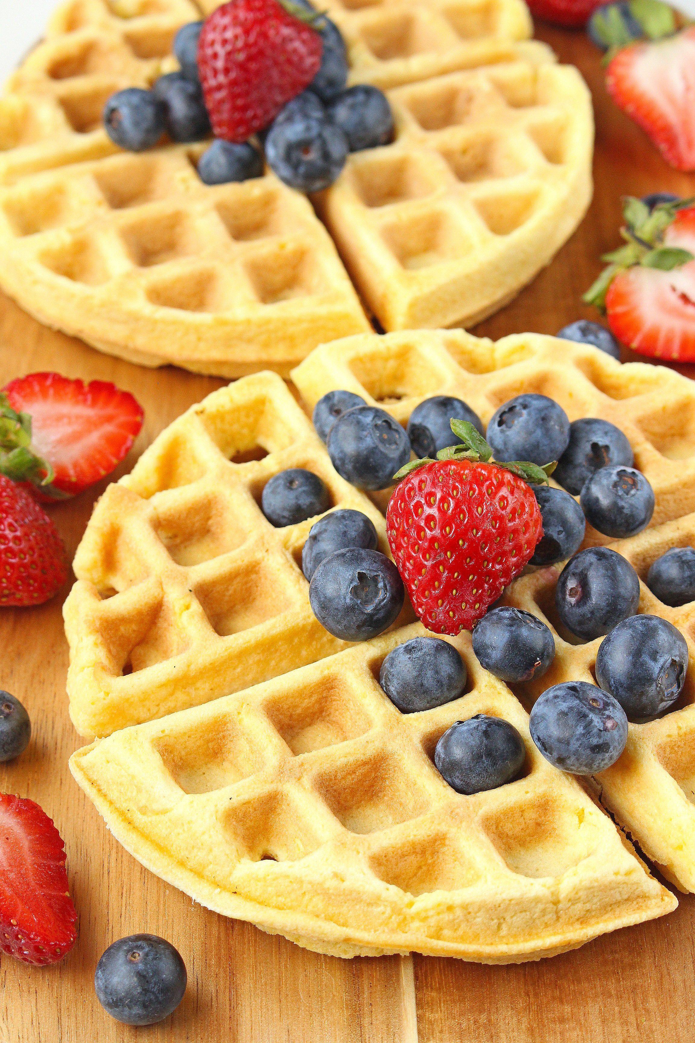 Coconut flour waffles paleo dairy free keto recipes