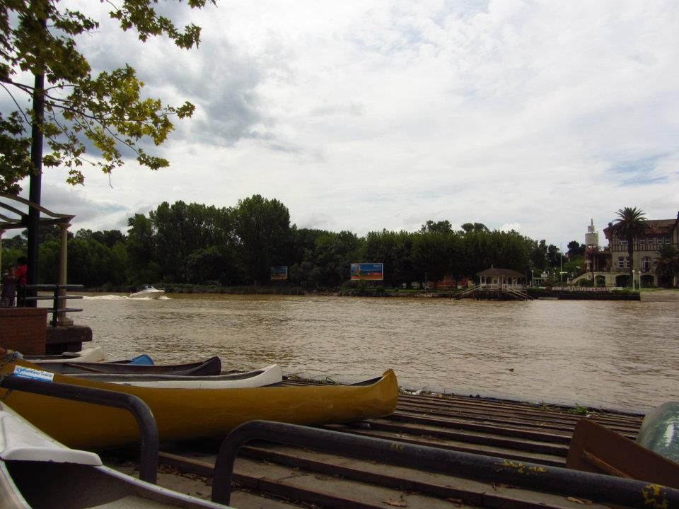 Costanera de Tigre - #buenosaires #nearby #tigre #riverside #walking #running #outdoors