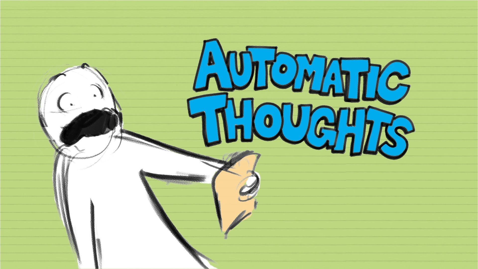 Automatic Thoughts Via Youtube With Images