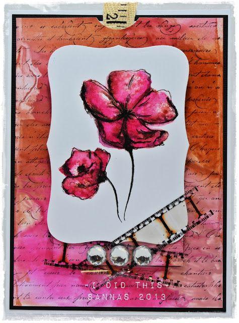 korttipaja SannaS: p*skarteluhaaste #194