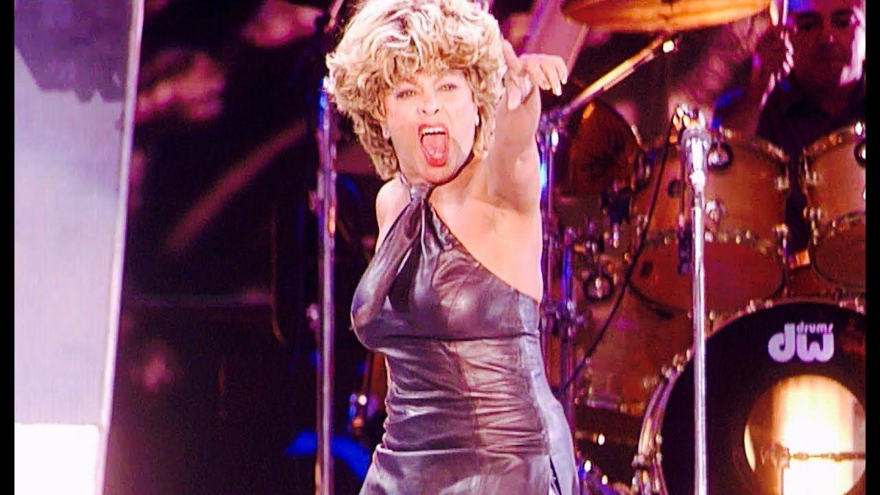 Tina Turner - Proud Mary - Live Wembley  (HD 1080p) - YouTube