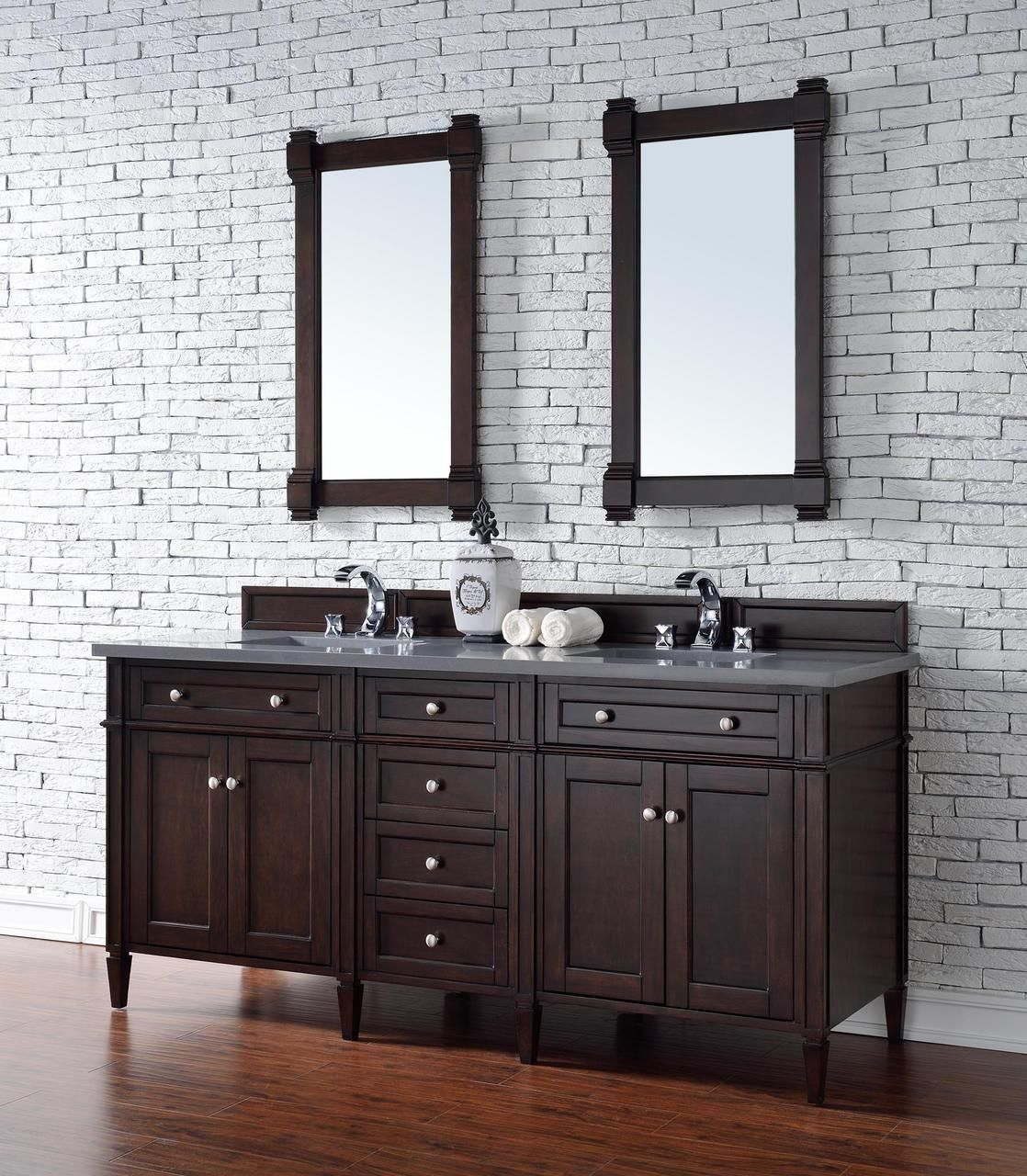 Contemporary 72 Inch Double Sink Bathroom Vanity Burnished Cool 72 Inch Bathroom Vanity Double Sink Design Inspiration