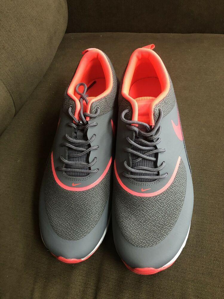 magasin en ligne 0e911 ec91a Nike Air Max Thea Womens Running Shoes # 599409 014 Size 11 ...