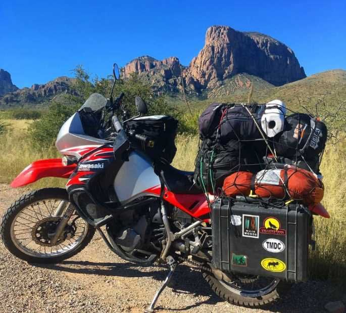 Photo of The Ultimate Guide to Motorcycle Camping 17 Top Tips