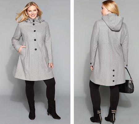 ce52c95a0af Insomniac Sale Picks  Plus-sized Coats - Already Pretty. piniful.com plus  size winter coat (15)  plussizefashion