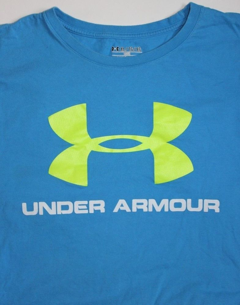 under armour heat gear loose fit shirt