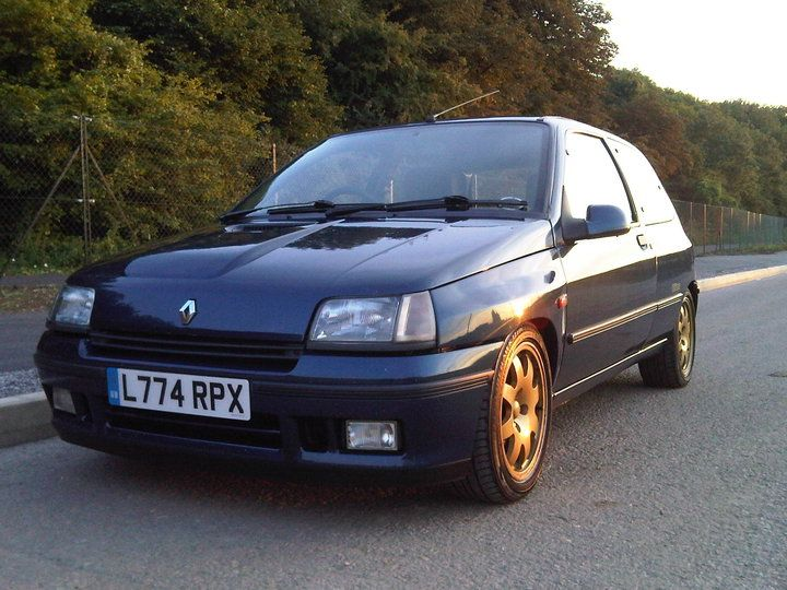 my old renault clio williams renault alpine pinterest. Black Bedroom Furniture Sets. Home Design Ideas