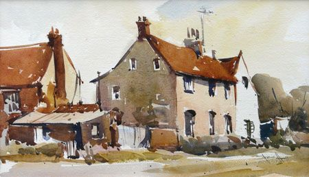 Steve Hall - Cottages at Clay