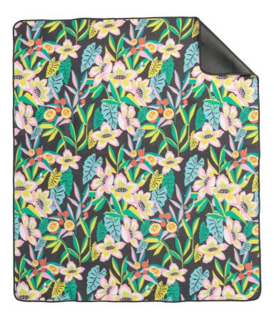 Product Detail Hm De Picnic Blanket Blanket Soft Plastic