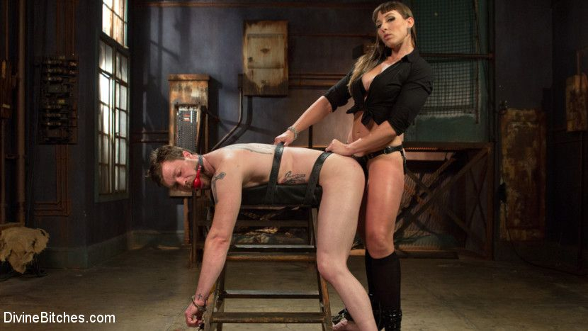 Jolie sex free femdom bondage strapon videos naked polish
