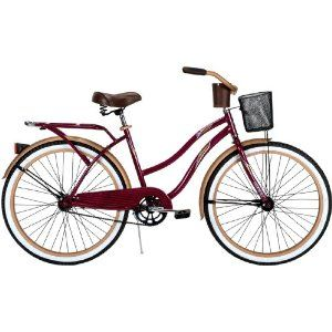 Huffy 26 Inch Ladies Cruiser Deluxe Bike Raspberry From Target Love This Bike It Was Relativel Bicicletas De Paseo Imagenes De Bicicletas Bicicletas Chicas