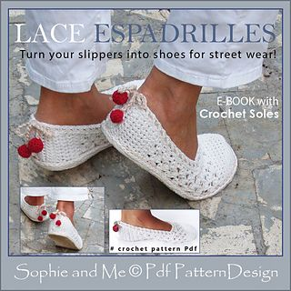 Photo of OUTSOLES pattern by Sophie and Me-Ingunn Santini