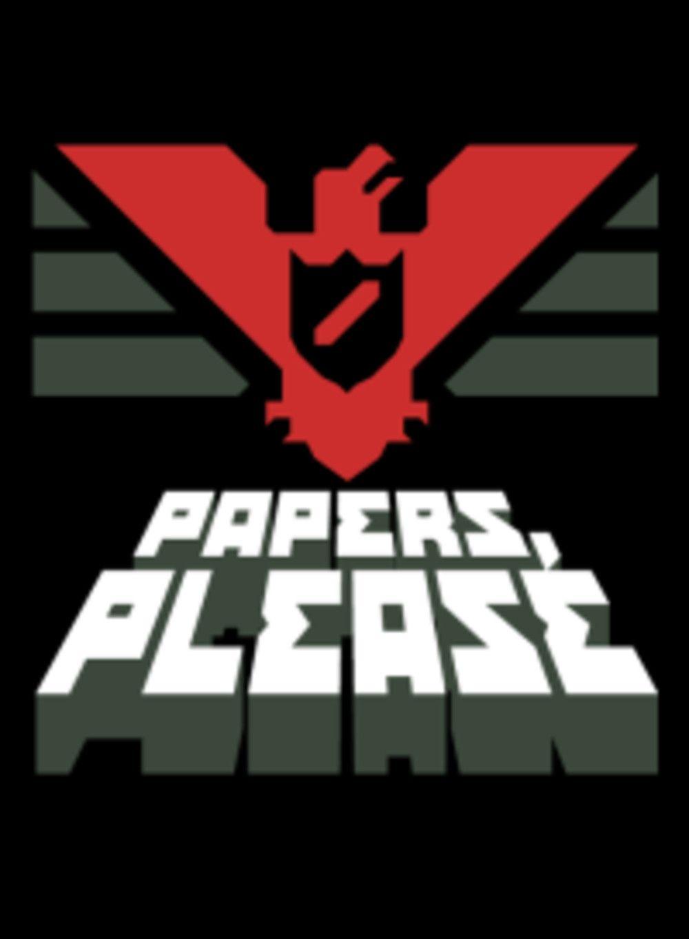 Papers Please 2013 Jeu Video Senscritique Creepy Games Paper Games