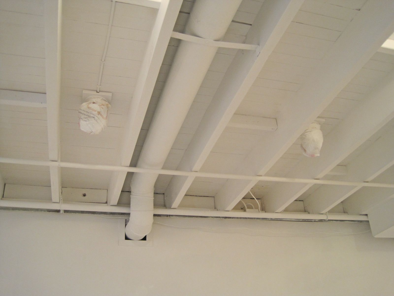 Spray Paint Basement Ceiling Ideas