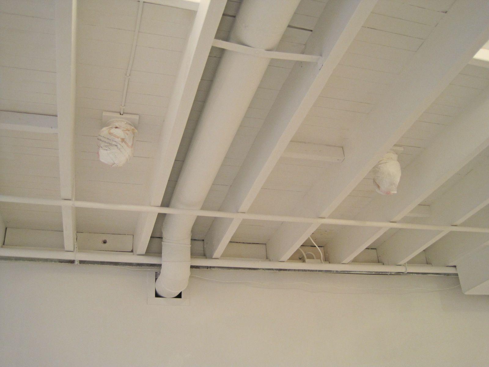 Spray Paint Basement Ceiling Ideas   Basements, Painted ...