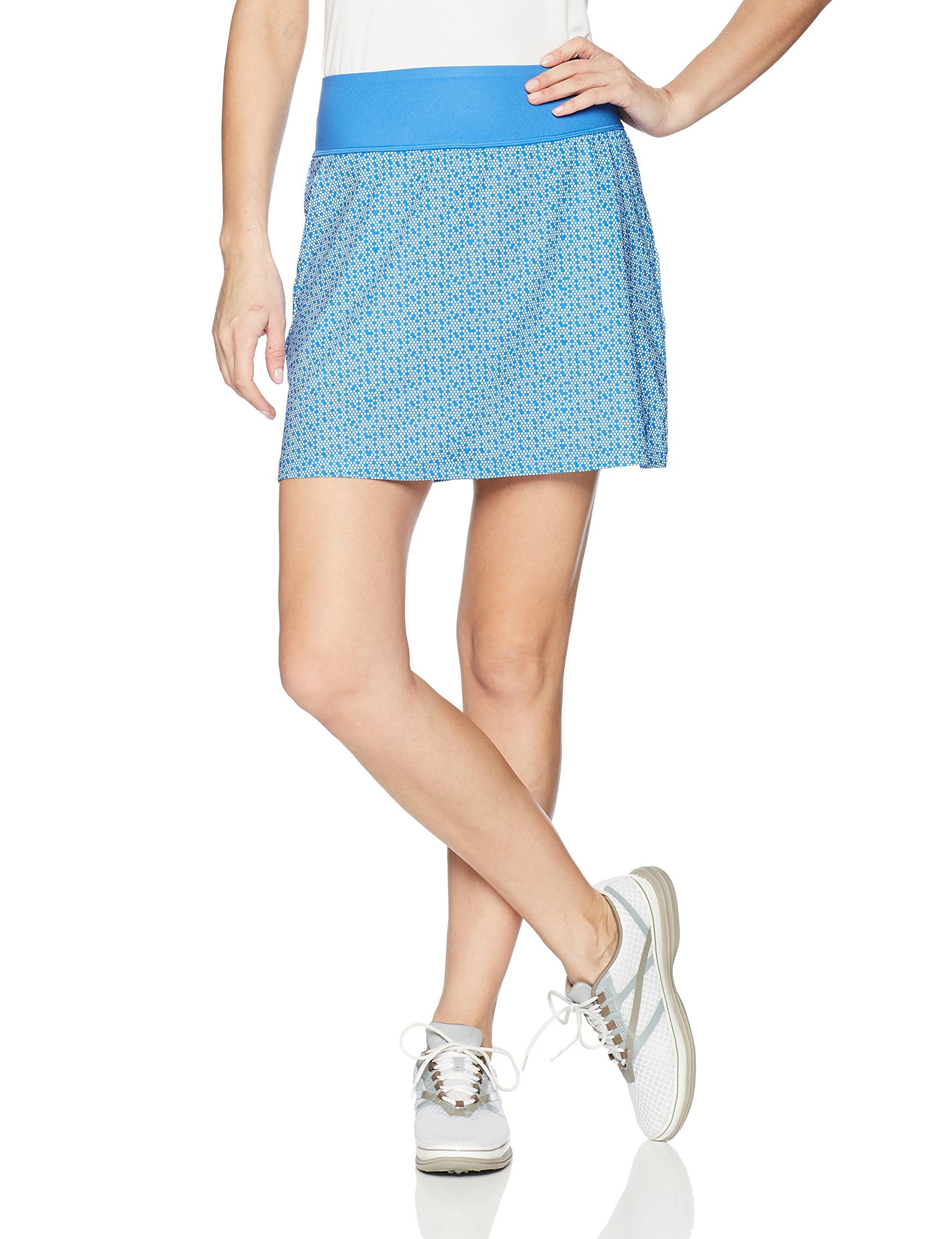 Golf Clothing     Puma Golf Womens 2018 Pwrshape Polka dot Knit Skirt  Nebula Blue Small   Read more at the photo link. (This is an affiliate  link). 05e6dc4fd8