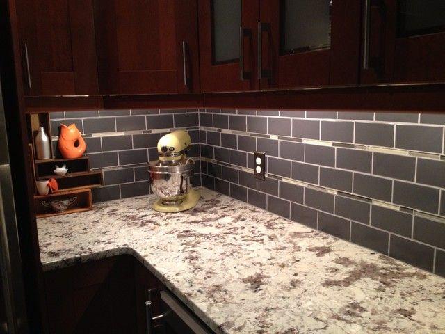 Shiny Or Matte Backsplash Tile Kitchens Forum