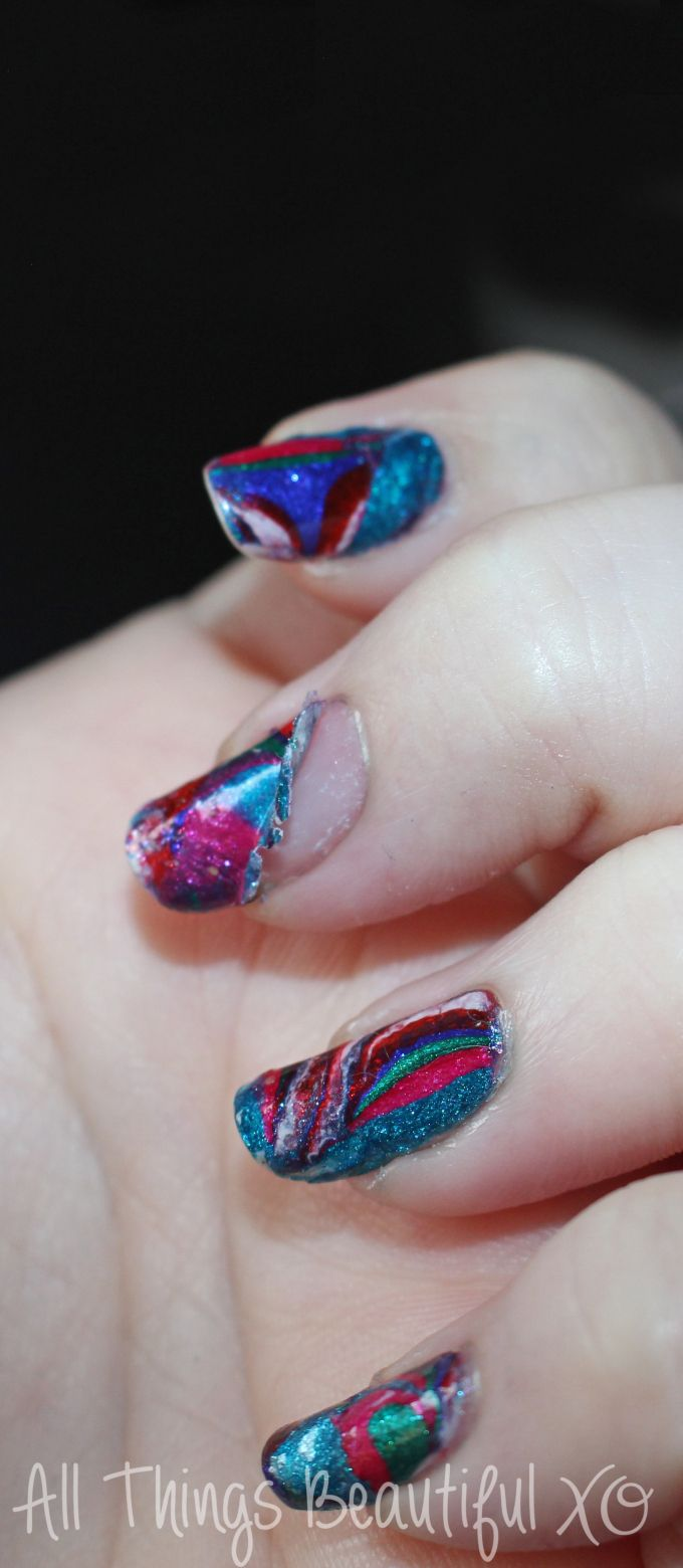 Review & demo of the NYC Strip Me Off Peel Off Basecoat- perfect for ...