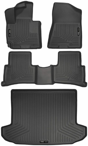 Husky Liners Weatherbeater Series 9968129681 Front
