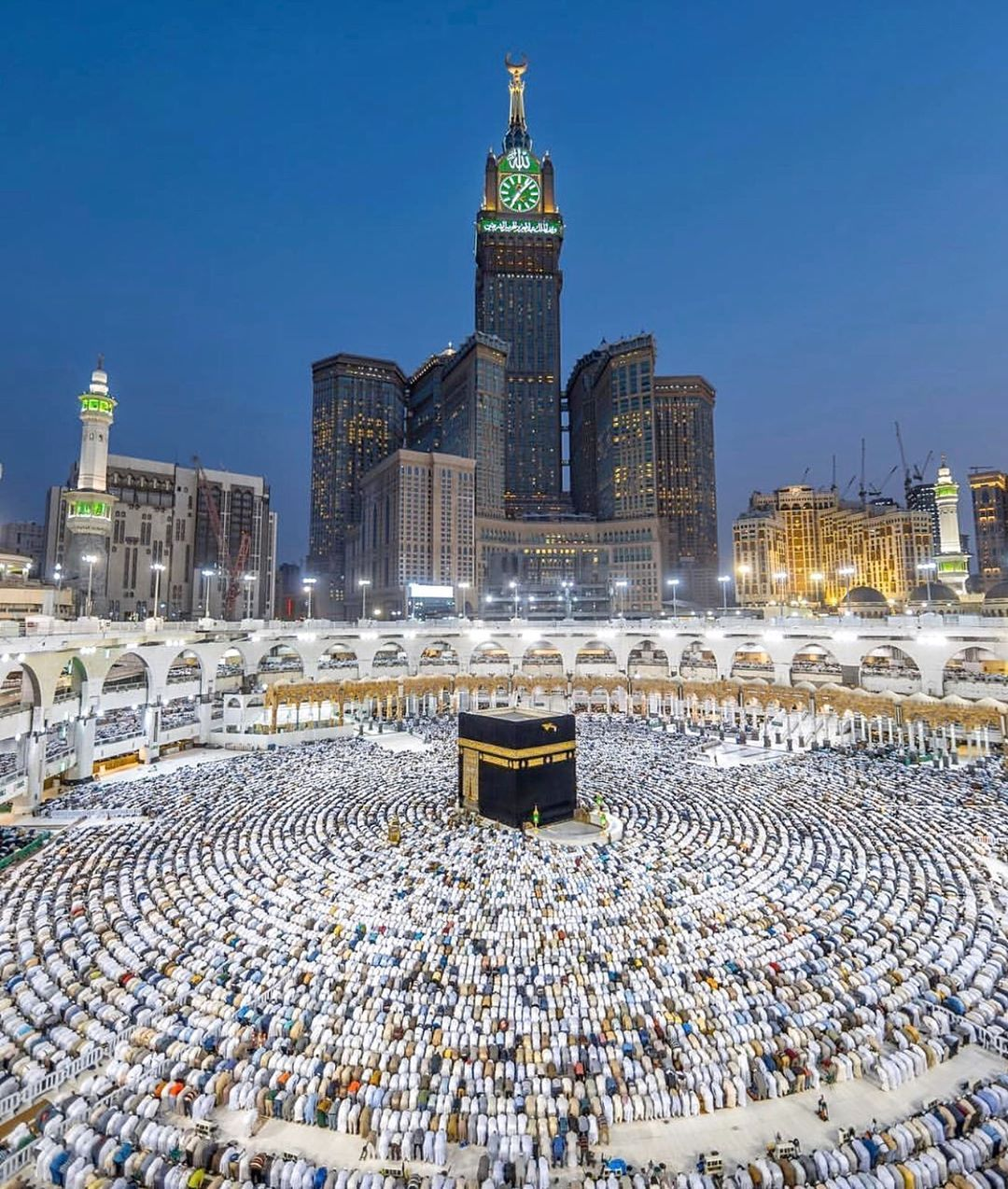 Makkah Madinah Mekah Pemandangan Gambar Kota