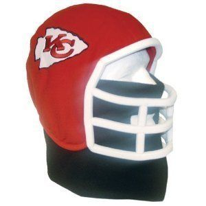 d06ec5747dc Kansas City Chiefs NFL Fan Fleece Fleece Helmet Beanie Cap (Medium) by NFL.