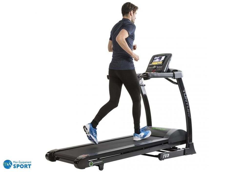 Tapis De Course Sprinter 5 Pliable 6 Programmes Fitness Et Musculation Treadmill Gym Et Gym Equipment