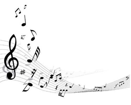 Black Musical Note Clip Art Free Clip Art Pinterest Music