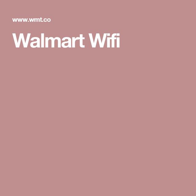 Walmart Wifi Food Pinterest