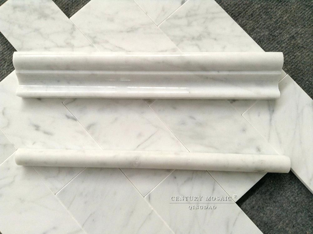 Tile Trim Moulding Tile Trim Molding Carrara Polished And Honed ...