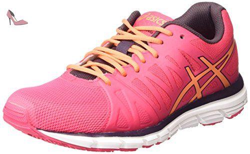 Gel-Nimbus 19, Chaussures de Running Femme, Noir (Black/Cosmo Pink/Winter Bloom), 37.5 EUAsics