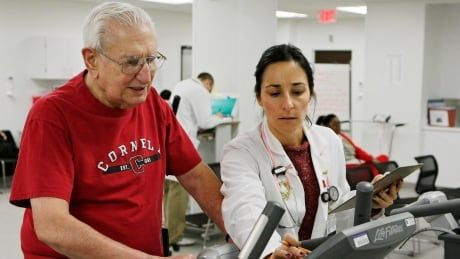 New heart patients could use cardio rehab after stenting U.S. study says